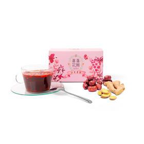 【新品】喜善花房 红枣姜茶 250g/盒