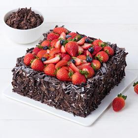 草莓黑森林蛋糕(萍乡)