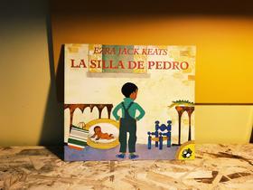 西语读物  La silla de Pedro