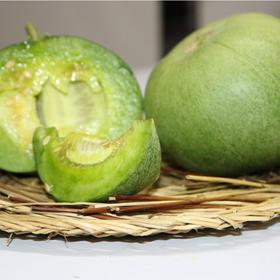 新鲜绿宝甜瓜当季时令孕妇水果批发包邮5斤小甜瓜脆瓜绿宝石香瓜