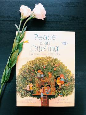 西英双语读物   La paz es una Ofrenda
