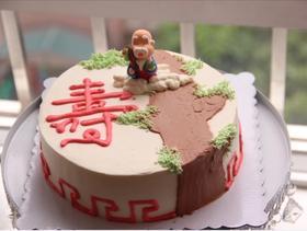 低糖寿宴蛋糕