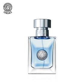 Versace范思哲经典同名淡香水 男士香水30ml清新持久自然正品