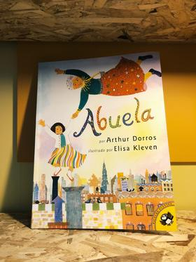 西语读物  Abuela