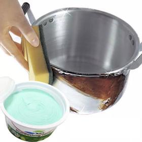 马来西亚原装进口蓝树叶洗碗膏 去污膏 400g