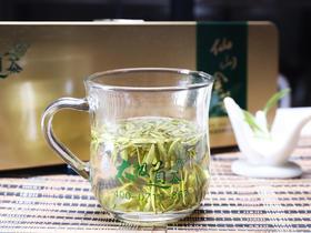 【太极道茶】武当高山嫩芽毛尖绿茶仙山金箭 太极道茶200g罐装茶叶便携装丨