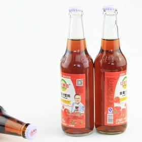 亿家果园 草莓汁(12瓶装)   整件