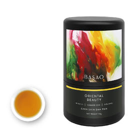 [台湾东方美人]优雅细致 花果蜜香 英国女王赐名Oriental Beauty 50g/罐