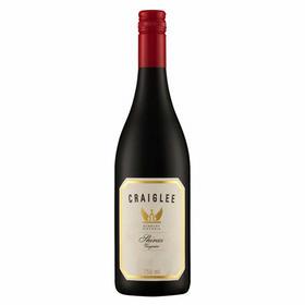 【闪购】瑰丽酒庄西拉维欧尼 2008/Craiglee Shiraz Viognier 2008