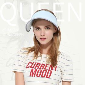 爸爸去哪儿明星同款!韩国 VVC 遮阳帽,夏季百搭女神帽 / 儿童帽,99% 防紫外线,多色可选