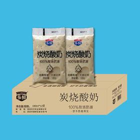 炭烧酸奶180g*16袋