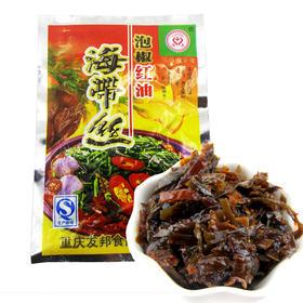 泡椒红油海带丝30克*50袋