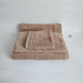 有机棉浴巾,对皮肤无刺激,您和宝宝都适用~
