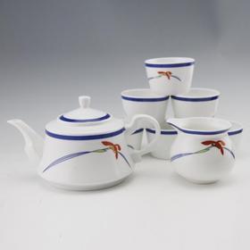 望龙 心香一灯笼8头茶具