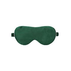MANITO 蚕丝眼罩 墨绿色