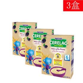 3罐装 | 澳洲 雀巢 Nestle CERELAC燕麦&西梅双歧杆菌米粉 6个月+ 200g 有效期至2019年2月