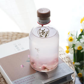 【花间一壶酒】以花为引,来自中国的传统女性佳酿,滋阴、美容、养颜
