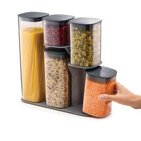 英国JOSEPHJOSEPH防潮透明食物储存罐