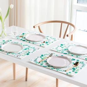 Spring 万物·尤加利簇拥餐垫