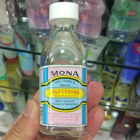 马来西亚进口甘油 防手足皲裂 天然纯正 100ml