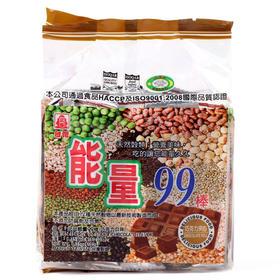 【浓香夹心 根根香脆】台湾北田能量99棒 巧克力口味 180g 糙米卷融合不同口味夹心 营养美味