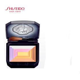 Shiseido资生堂七色蜜粉