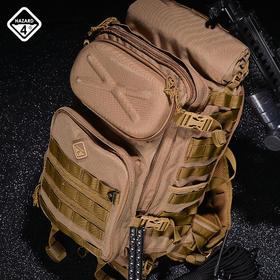 Hazard4美国危机4特种兵3D攻击战术双肩包军迷户外旅行徒步背囊