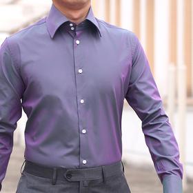 Eabri男士变色系列法式衬衫