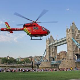伦敦直升机观光之旅