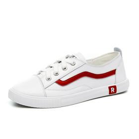 板鞋女鞋真皮板鞋超火的鞋子厚底运动鞋新款跑步鞋休闲鞋7988货号