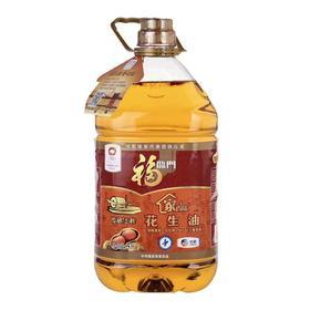 福临门传统土榨花生油5L/瓶