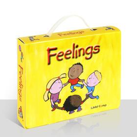 (全套12本)The Feelings--情绪系列书