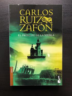 El príncipe de la niebla(PLANETA) Carlos Ruiz Zafón