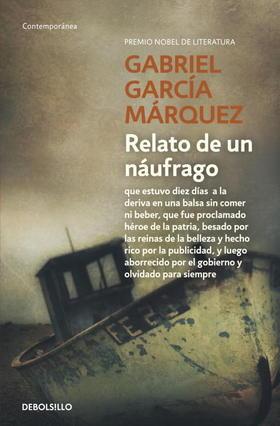 Gabriel García Márquez - Relato de un náufrago (DEBOLS!LLO)
