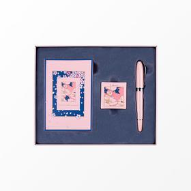 ipluso | 樱花季限定钢笔香氛礼盒