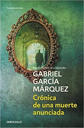 Crónica de una muerte anunciadam,Gabriel Garcia Marquez