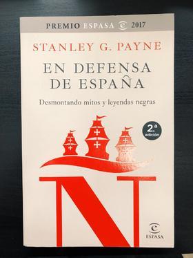 En defensa de España (2ª edición Premio Espasa 2017)