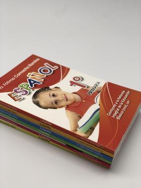 Español para primaria   小学西语课本 1-6(单册价格)