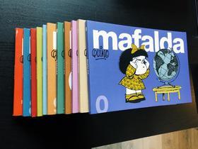 Comics 西语系列漫画  Mafalda