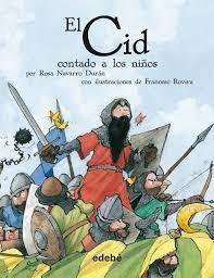 El Cid contado a los niños (De color)