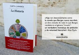 La historia (Martín Caparrós) (TAPA DURA)