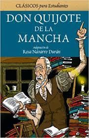 Clásico para Estudiantes   Don Quijote de la Mancha