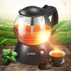 煮茶壶黑茶煮茶器电热玻璃全自动蒸汽花茶壶