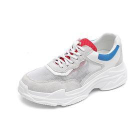 老爹鞋女鞋ins超火的鞋子厚底运动鞋新款跑步鞋休闲鞋2017-6货号