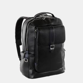NAVA 纯牛皮双肩包大口袋 | 3 款(意大利)