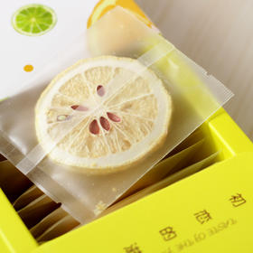 农科院精选丨 云南冻干柠檬片,锁住新鲜随时补充维生素C+蜂蜜套装