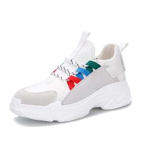 老爹鞋女鞋ins超火的鞋子厚底运动鞋新款跑步鞋休闲鞋8798货号