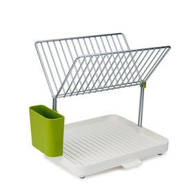 英国Joseph Joseph新款厨房碗盘置物架沥水架筷笼 可拆卸碗架