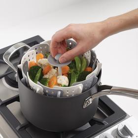 英国Joseph 大号莲花蒸笼 蒸屉 笼屉厨房置物架蒸盘创意厨房用品