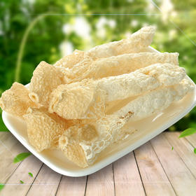 【野生纯天然,犒劳自己的胃】康在此脆嫩爽口 香甜鲜美 贵州织金竹荪50g/包